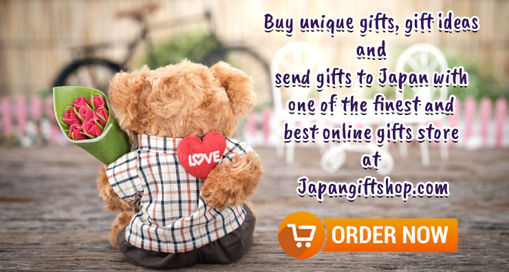 send gifts to japan