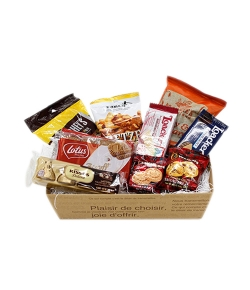 send small size chocolate, sweet box to japan