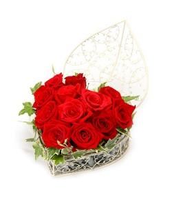 valentines best flower to japan